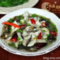 基礎酸菜魚的做法