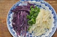 雙色土豆絲的做法圖解1