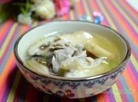 黑豬蹄膀菌菇湯的做法圖解7