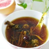 蟲草花烏雞湯的做法