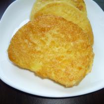 雞蛋饅頭片