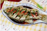 清蒸鱸魚的做法圖解12