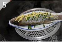 清蒸鱸魚的做法圖解5
