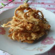 椒鹽脆皮香椿魚的做法