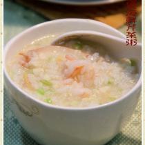 老煲海鮮芹菜粥
