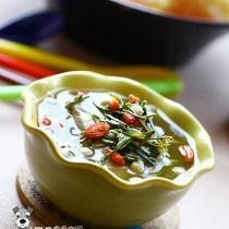 茉莉綠茶湯