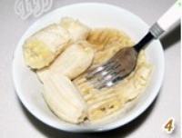香蕉巧克力瑪芬的做法圖解4
