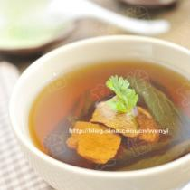 羅漢果乾菜湯