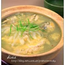 銀絲黃魚湯