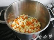 時蔬咖喱雞的做法圖解4