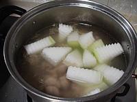 冬瓜排骨湯的做法圖解7