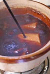 辣汁滷藕的做法圖解5
