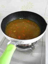 咖喱雜蔬的做法圖解4