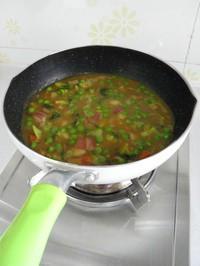 咖喱雜蔬的做法圖解6