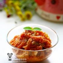 韓式辣白菜的做法