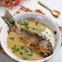孤島鮮魚湯
