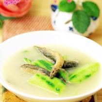 鰍魚水瓜湯