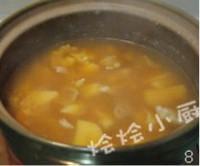 淮山螺肉湯的做法圖解8
