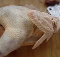 電鍋燜雞的做法圖解1