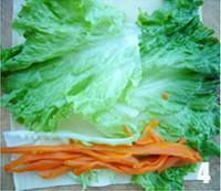 蔬豆捲的做法圖解4