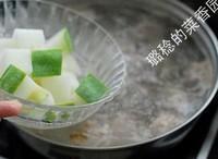 帶皮冬瓜排骨湯的做法圖解7