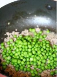 肉末豌豆的做法圖解5