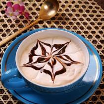 摩卡咖啡的做法