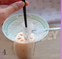 糯米藕的做法圖解2