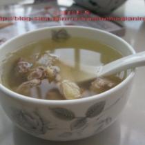 沙參玉竹煲土鴨