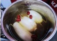 香甜糯米藕的做法圖解4