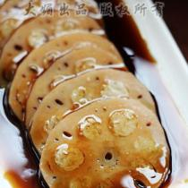 香甜糯米藕的做法