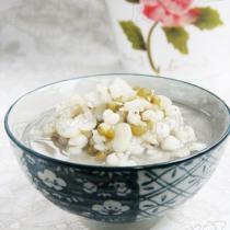 扁豆薏米綠豆粥