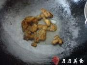 豬油渣炒青菜的做法圖解3