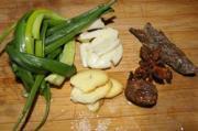 香滷豬肝的做法圖解1