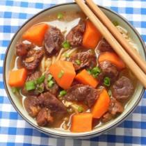 紅燒牛腩麵