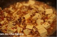 肉末香菇豆腐的做法圖解6