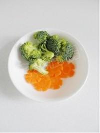 泡菜雞腿飯的做法圖解3