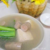 芥菜豆腐小腸
