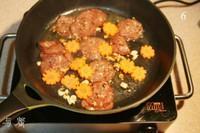 薩拉米炒鮮蔬的做法圖解6