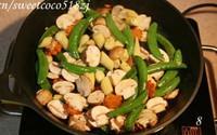 薩拉米炒鮮蔬的做法圖解8