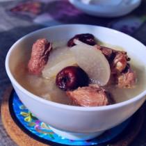 酸蘿卜老鴨湯的做法