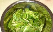 蠔油陳醋拌油麥菜的做法圖解3