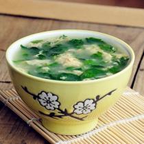 萵苣葉湯的做法