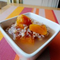 紅米番薯小麥粥