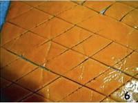 香橙薄脆餅的做法圖解6