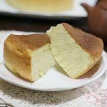 電鍋做芒果戚風蛋糕