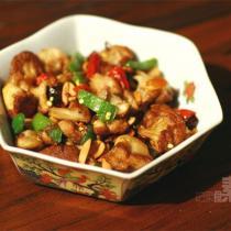 辣子猴頭菇