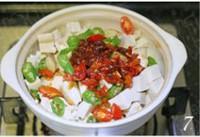 魚籽豆腐煲的做法圖解7