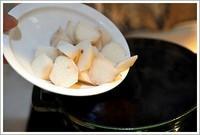 山藥胡蘿卜牛肉湯的做法圖解5