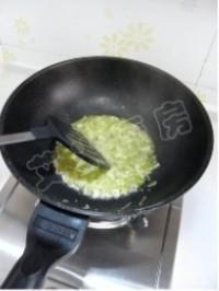 青椒炒乾豆腐的做法圖解7